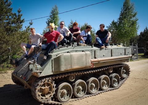 Tank Olaf