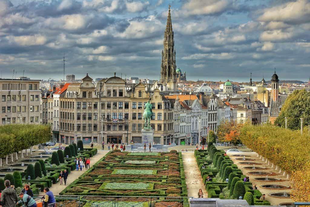 5 choses à voir lors de votre EVG à Bruxelles