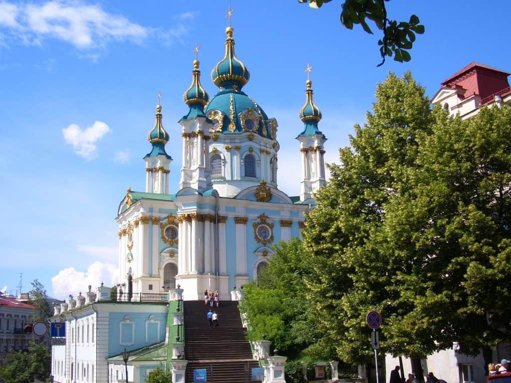 5 choses à voir à Kiev lors de votre EVG