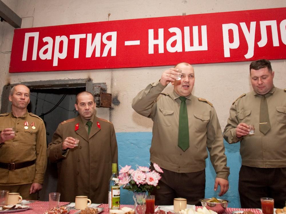 Attaque du KGB