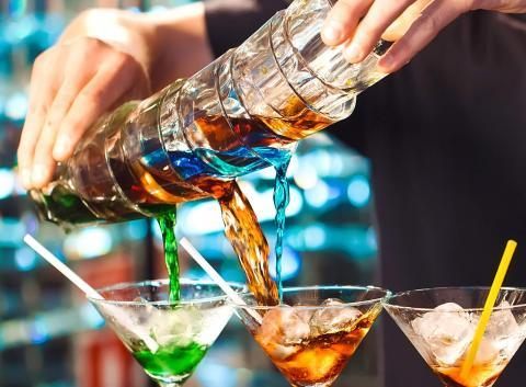 Fabrication de cocktail
